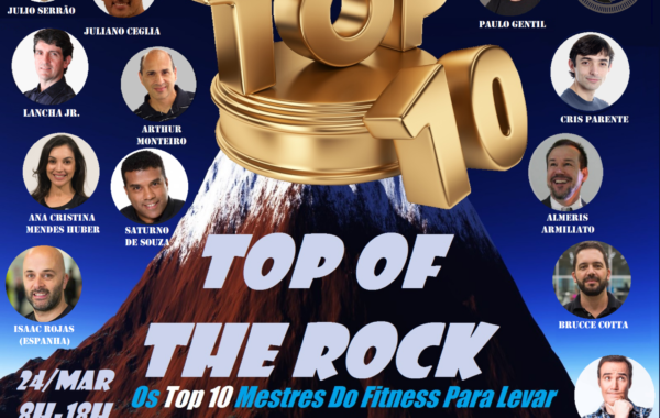 Congresso TOP OF THE ROCK!!! sábado 24/março – IMPERDÍVEL !!!!
